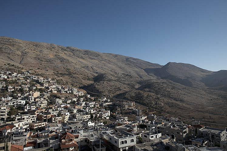 Majdal Shams, Golan Heights (Israel)
